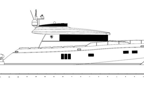 Image of Brizo Yachts 60 (NEW) for sale in Finland for €2,499,000 (£2,282,901) Baltic Sea , Finland