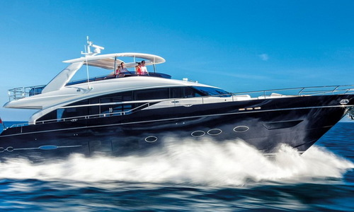 Image of Princess 95 for sale in Ukraine for €2,100,000 (£1,765,685) Urkaine, Ukraine