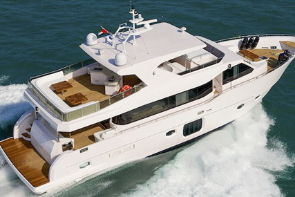 Nomad Yachts Nomad 75 (New) for sale in United Arab Emirates for €2,118,000 (£1,859,477)
