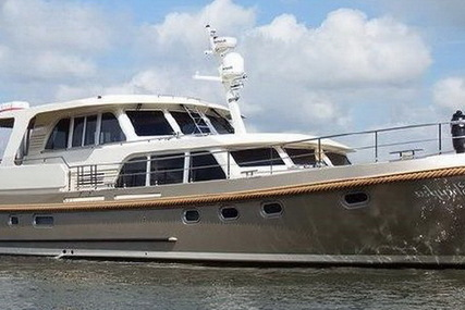 Linssen Grand Sturdy 590 AC for sale in Netherlands for €1,650,000 (£1,482,840)