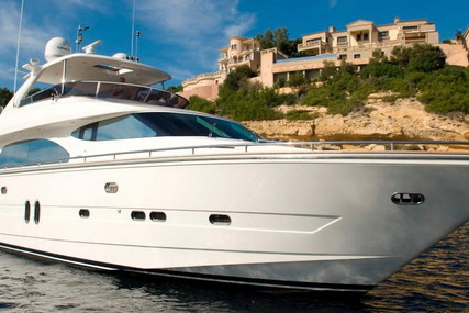 Elegance Yachts 78 New Line Stabi's for sale in Spain for €1,275,000 (£1,170,627)