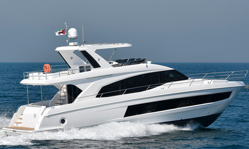 Image of Majesty Majesty 62 (Demo) for sale in  for €1,288,500 (£1,075,139) Dubai & UAE,