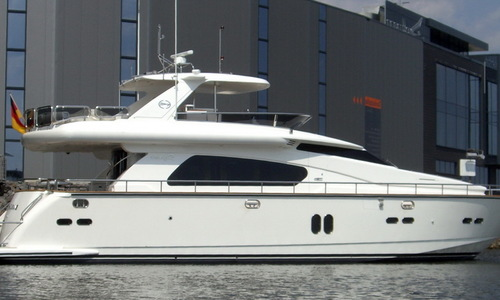 Image of Elegance Yachts 68 for sale in  for €1,199,000 (£1,011,115) Adriatic Croatia / Slovenia,