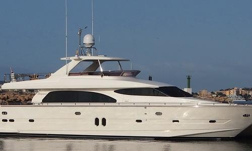 Image of Elegance Yachts 76 New Line Hardtop for sale in Spain for €950,000 (£867,002) Mediterranean Majorca, Spain