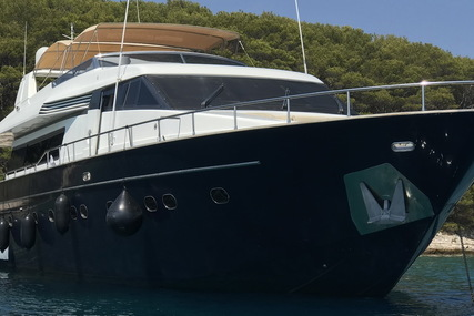 Sanlorenzo 82 for sale in Croatia for €899,000 (£809,779)
