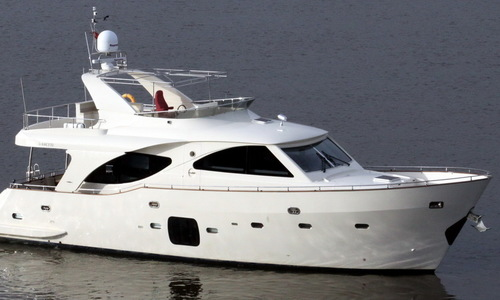 Image of Gianetti 62 Explorer for sale in Netherlands for €699,000 (£637,716) North Sea Holland, Netherlands