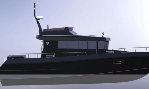 Image of Brizo Yachts 42 Flybridge (NEW) for sale in Finland for €744,000 (£679,663) Baltic Sea , Finland