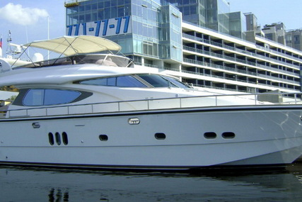 Elegance Yachts 64 Garage Stabis for sale in Russia for €650,000 (£587,178)