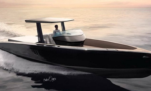 Image of Brizo Yachts 40 Tender (NEW) for sale in Finland for €643,145 (£586,159) Baltic Sea , Finland