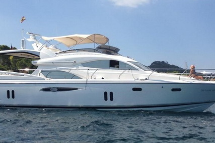 Pearl 60 for sale in Germany for €475,000 (£409,553)