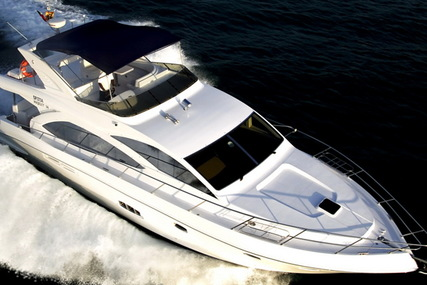 Majesty 56 for sale in Spain for €379,500 (£348,434)