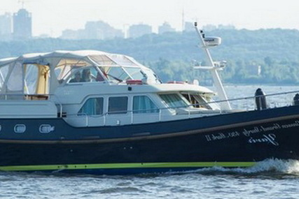 Linssen Grand Sturdy 430 AC for sale in Ukraine for €319,000 (£276,375)
