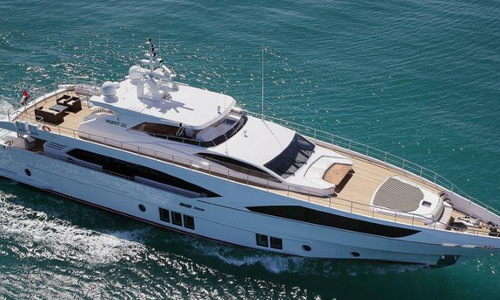 Image of Majesty 122 (New) for sale in United Arab Emirates for P.O.A. (P.O.A.) Dubai & , United Arab Emirates