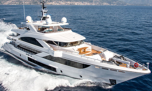 Image of Majesty 140 (New) for sale in United Arab Emirates for €16,025,000 (£14,635,906) Dubai & , United Arab Emirates