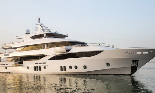 Image of Majesty 155 (New) for sale in United Arab Emirates for €24,050,000 (£21,919,032) Dubai & , United Arab Emirates