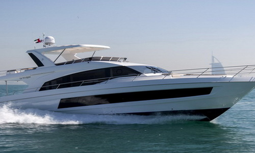 Image of Majesty 62 (New) for sale in United Arab Emirates for €1,335,000 (£1,206,583) Dubai & , United Arab Emirates