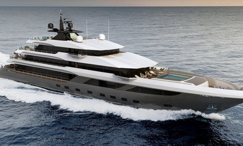 Image of Majesty Majesty 175 (New) for sale in United Arab Emirates for €31,000,000 (£28,163,896) Dubai & , United Arab Emirates
