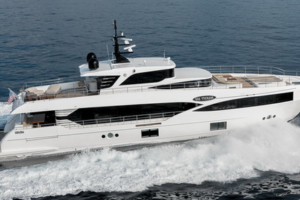 Majesty 100 (New) for sale in United Arab Emirates for €5,275,000 (£4,543,262)