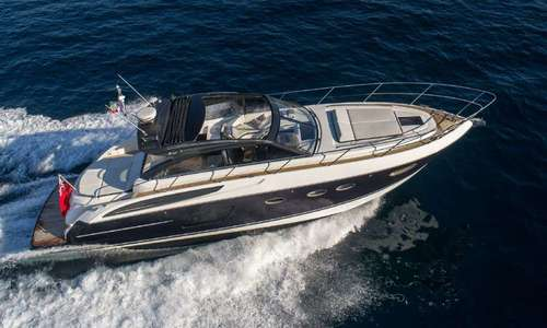 Image of Princess V48 for sale in Spain for £479,950 Boats.co.uk, Cala d'Or, Mallorca, Spain