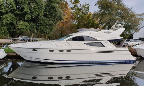 Image of Fairline Phantom 46 for sale in United Kingdom for £169,950 Norfolk Yacht Agency, United Kingdom