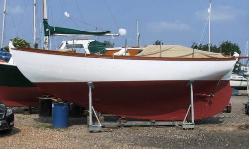 Image of Harrison Butler 26ft OMEGA DESIGN BERMUDIAN SLOOP for sale in United Kingdom for £25,000 EAST COAST, United Kingdom