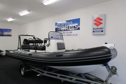 Brig Navigator 610 RIB for sale in United Kingdom for £29,995