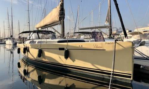 Image of Hanse 495 for sale in Spain for €325,000 (£274,783) Valencia, Spain