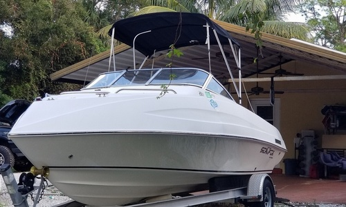 Image of Sea Fox 20 CF for sale in United States of America for $10,995 (£8,590) West Palm Beach, Florida, United States of America