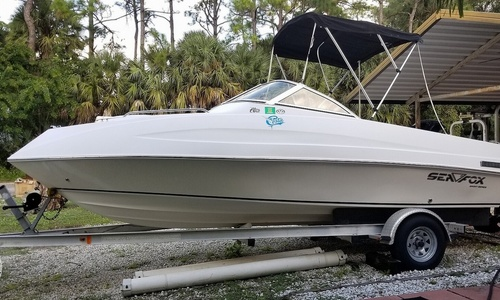Image of Sea Fox 20 CF for sale in United States of America for $10,995 (£8,618) West Palm Beach, Florida, United States of America
