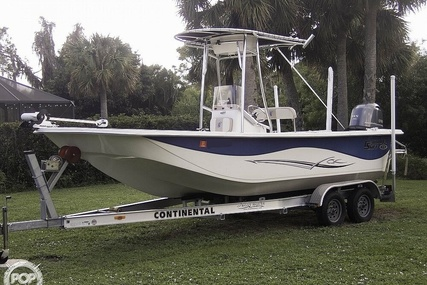 Carolina Skiff 218 DLV for sale in United States of America for $39,900 (£30,281)