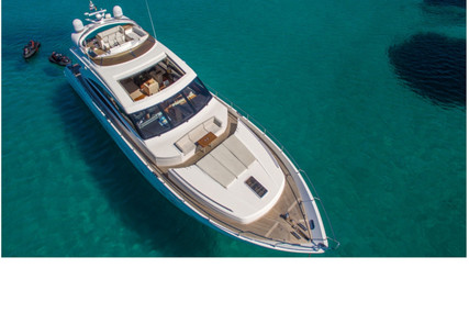 Princess V85 for sale in Spain for €1,490,000 (£1,277,106)