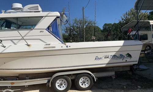 Image of Sportcraft 272 for sale in United States of America for $61,500 (£47,866) Cedar Key, Florida, United States of America