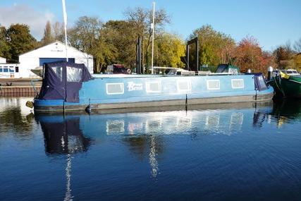 Narrowboat G&J REEVES for sale in United Kingdom for £54,950