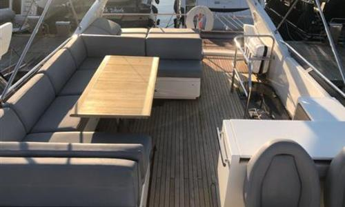 Image of Princess 60 for sale in Montenegro for €750,000 (£684,938) Tivat, Montenegro