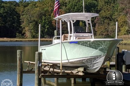 Sportsman Open 242 for sale in United States of America for $91,000 (£70,171)