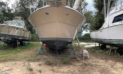 Image of Sea Ray 430 Convertible for sale in United States of America for $35,000 (£27,476) Wadmalaw, South Carolina, United States of America