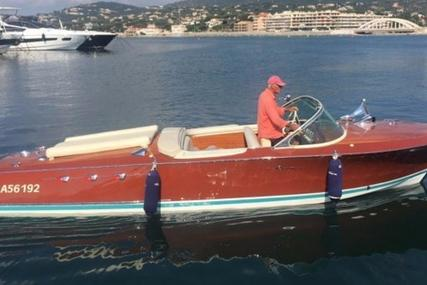 Riva Ariston for sale in France for €119,000 (£99,792)