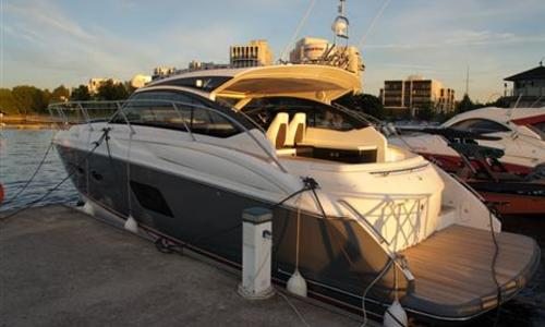 Image of Princess V 39 for sale in Finland for €280,000 (£250,977) Finland