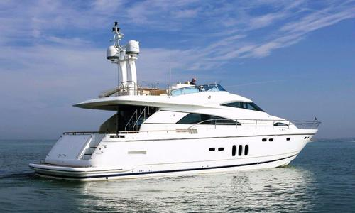 Image of Fairline Squadron 68 for sale in Turkey for €849,000 (£716,214) Turkey