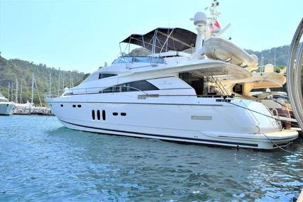 Fairline Squadron 68 for sale in Turkey for €700,000 (£590,518)
