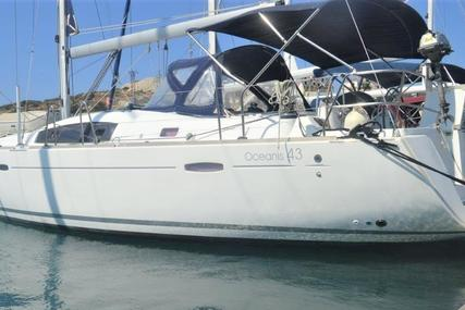 Beneteau Oceanis 43 for sale in Turkey for €125,000 (£106,973)