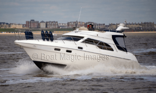 Image of Sealine F43 for sale in United Kingdom for £145,000 Norfolk Yacht Agency, United Kingdom