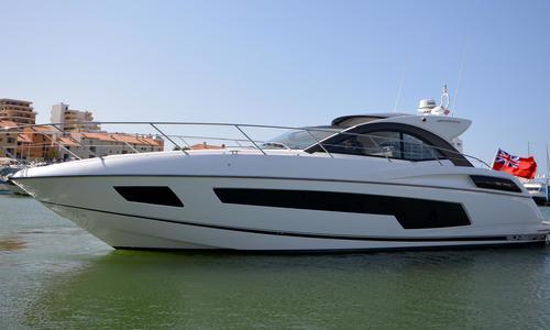 Image of Sunseeker San Remo 48 for sale in Spain for €725,000 (£655,681) Spain