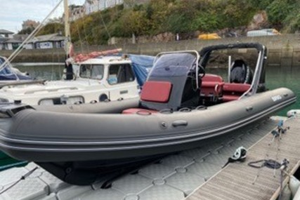 Brig Eagle 650 (2019) \'Custom Carbon\' - ORCA Hypalon Carbon Tubes for sale in United Kingdom for £42,995