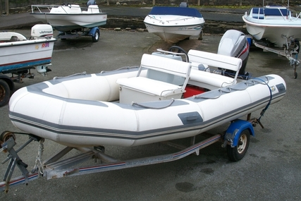 Avon 4.65 Seasport Sports RIB (not ribeye brig zodiac) for sale in United Kingdom for £6,950