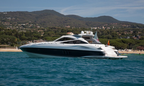 Image of Sunseeker Predator 68 for sale in Spain for €420,000 (£351,626) Port Balis, Spain