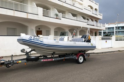 Zodiac Medline I for sale in Spain for €10,500 (£9,332)