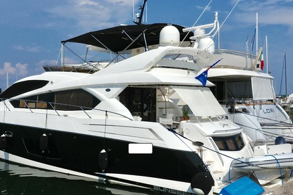 Sunseeker Manhattan 63 for sale in Italy for €1,050,000 (£879,154)