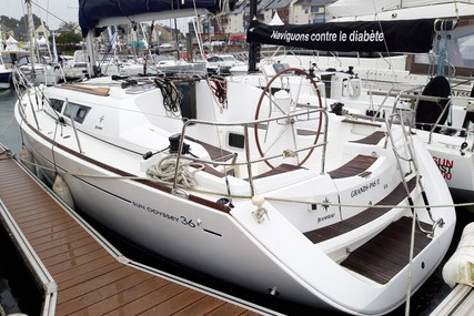 Jeanneau Sun Odyssey 36i for sale in France for €49,900 (£41,777)