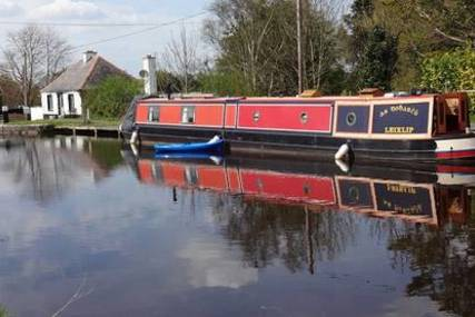 Marque Barge 60 for sale in Ireland for €62,000 (£56,583)